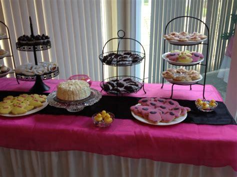 Dessert Bar Ideas For Baby Shower by Baby Shower Dessert Bar Tsc Cupcakes