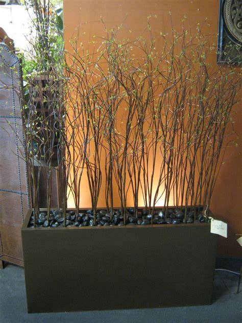Planter Trees by Plant Willow In 39inch Bronze Planter Box 5 H 183 Home