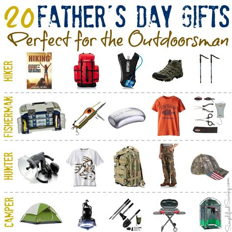 top 28 christmas gift ideas for outdoorsmen holiday