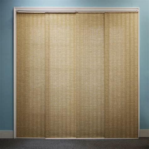 Fabric Panels For Sliding Glass Doors Sliding Glass Door Window Treatments Discount March 2012