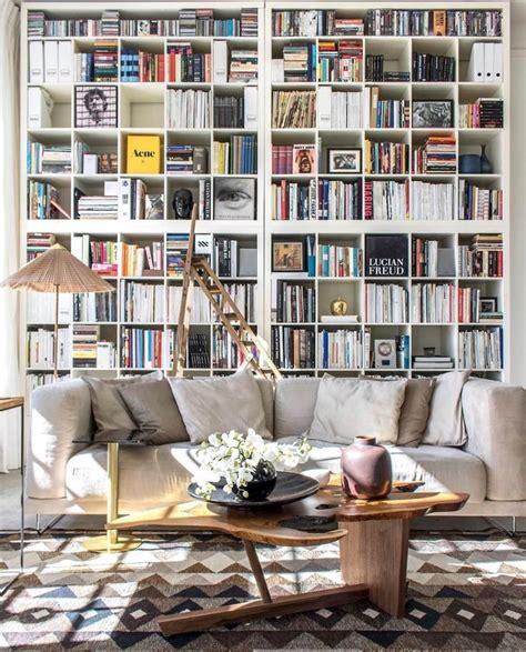 pin random house auf bookshelf styling - Bibliothek Einrichten