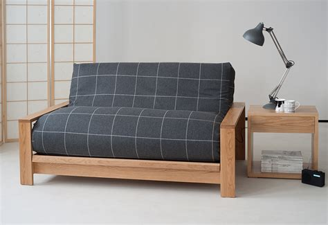 Futon Loose Covers In Wool Sofa Beds Natural Bed Company Futon Sofa Beds Uk