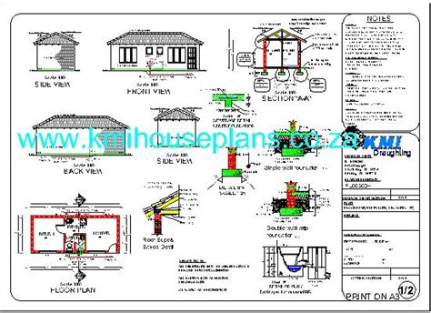 Two Bedroom Cottage Plans by House Plans Building Plans And Free House Plans Floor