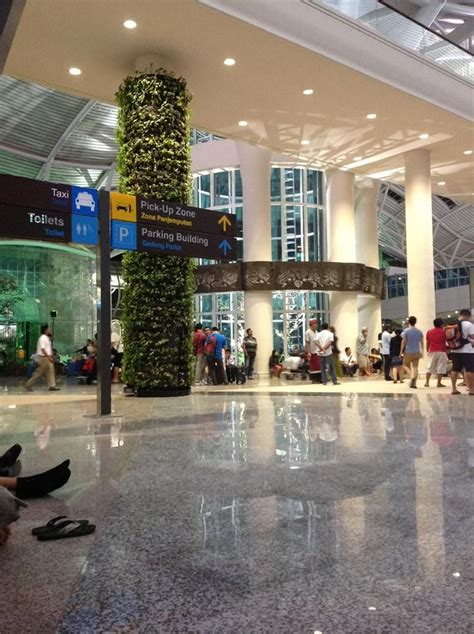 airasia ngurah rai terminal newly opened international terminal at bali s ngurah rai
