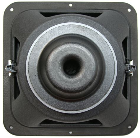 Speaker Subwoofer Kicker kicker rw10sq car audio 10 quot square sub 400 watts rms 800