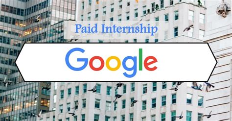 Paid Mba Iternship by Master Of Business Administration Internships
