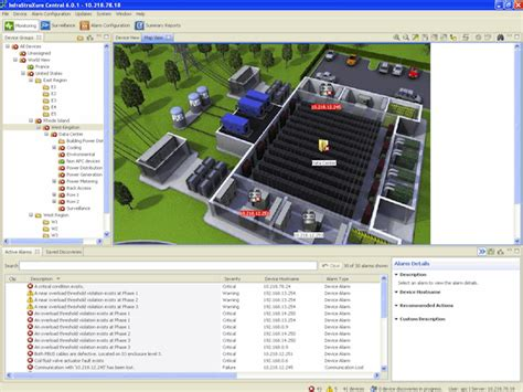 what is computer room management apc infrastruxure management software computer room design
