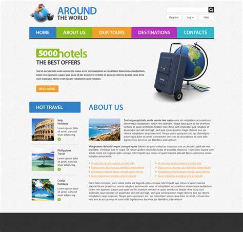 membuat website profil perusahaan dengan dreamweaver contoh company profile website perusahaan travel tatawarwar