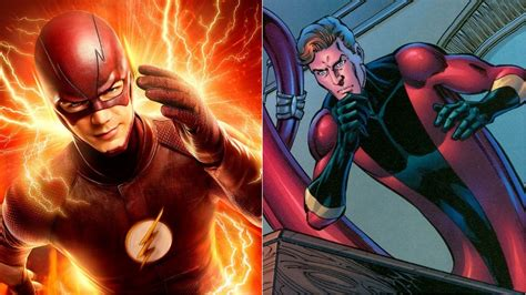 flash for elongated actor cast for the flash season 4