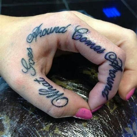 karma tattoo lyrics quot what goes around comes around quot tattoo stuff i