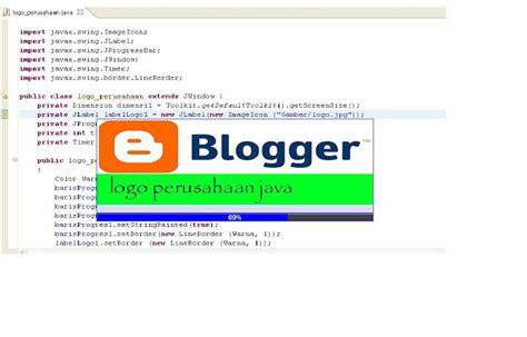 membuat blog perusahaan tutorial membuat logo perusahaan