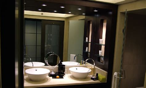 Hotel Bathroom Fixtures Bathroom Accessory Focus Lighting Fixtures Hotel Designs