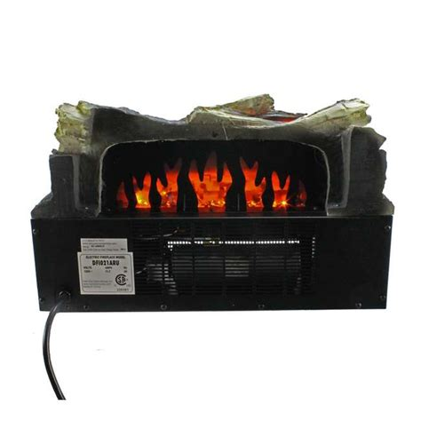 Duraflame Electric Fireplace LED Log Insert w/ 1350W