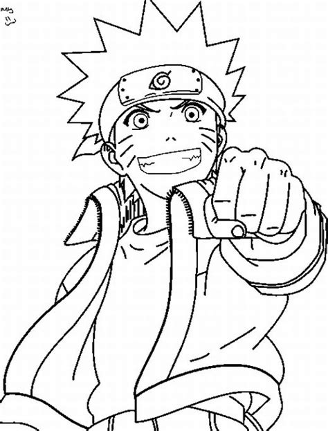 naruto coloring pages learn to coloring
