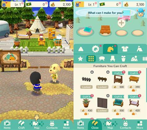 ya puedes jugar al nuevo animal crossing pocket camp