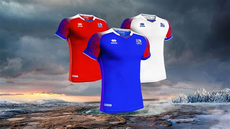 iceland world cup 2018 iceland 2018 world cup jerseys revealed soccer365