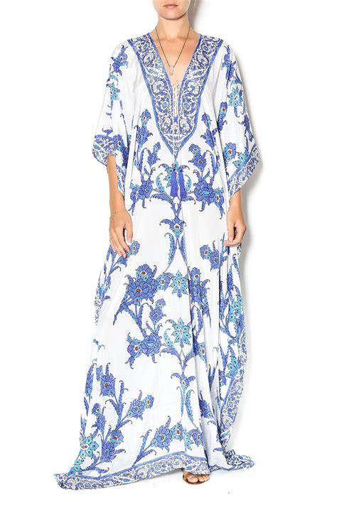 Kaftan Maxy la moda maxi kaftan dress from palm by glitz glam