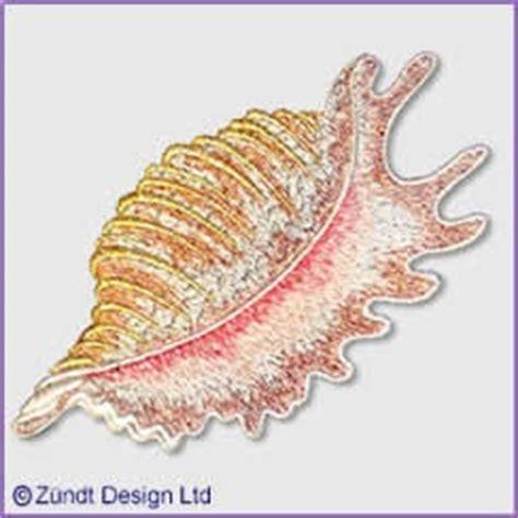 embroidery design ltd shells zundt design ltd zundt machine embroidery