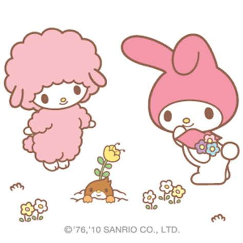Mukena My Melody Sweet L my melody our characters sanrio