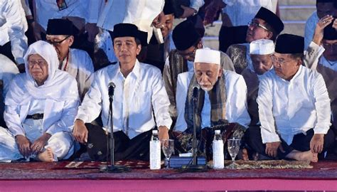 The Jokowi Secrets secret meeting with jokowi planned since february says