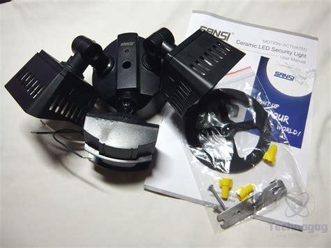 sansi led security motion sensor outdoor lights review of sansi led security motion sensor outdoor lights