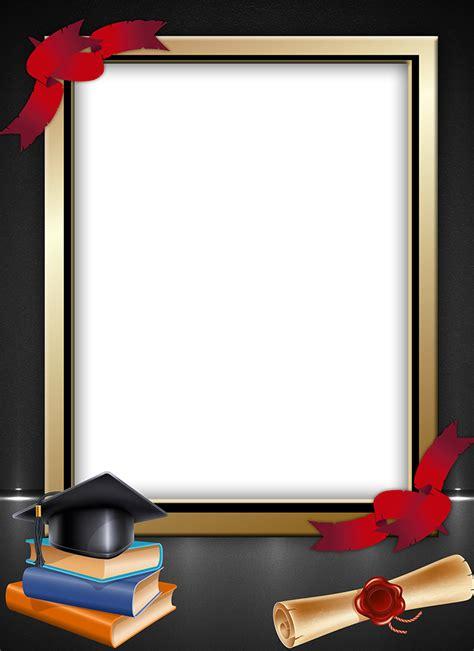 marcos para fotos de graduacion de preescolar gratis marco creativo para tus graduaciones marcos en psd y png