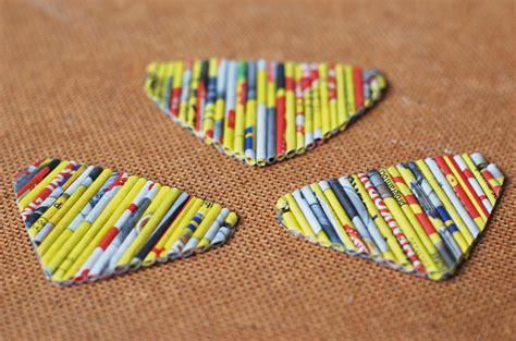 tutorial gitar impossible paper bead jewelry diy style guru fashion glitz
