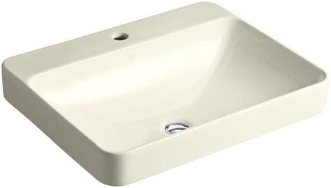 where are kohler sinks made faucet com k 2660 1 47 in almond by kohler