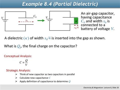 capacitors with partial dielectrics capacitors with partial dielectrics 28 images 33 physics capacitance partial filling of a