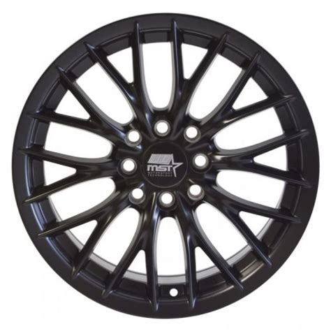 Mst Search Mst Tuner Mt27 Matte Black 1 Wheels