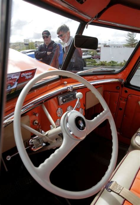 Chipman And Chevrolet Pullman Classic Car Show News Dnews