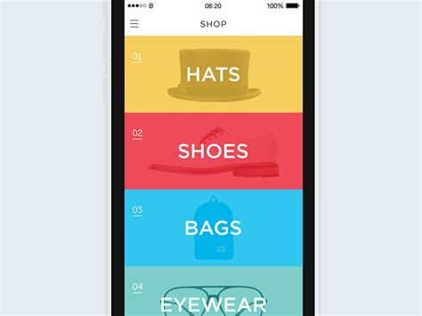 House Rules Design App 20 tips how to design great ui for mobile apps