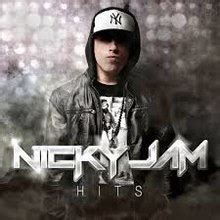 nicky jam greatest hits nicky jam hits wikipedia