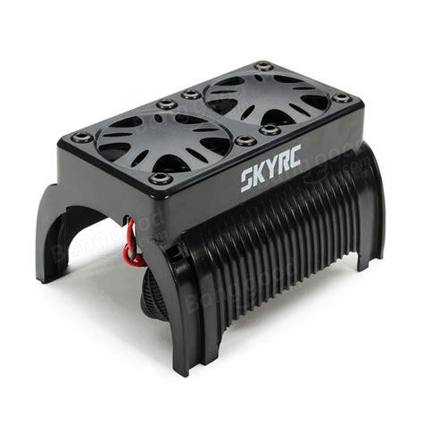 brushless radiator cooling fan skyrc brushless motor radiator cooling fan with