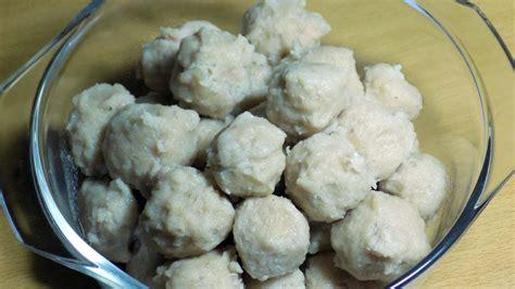 bahan membuat kuah bakso ayam cara membuat bakso ayam doovi