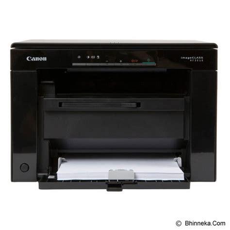 Printer Laser Canon Murah jual canon imageclass mono mf3010 printer bisnis