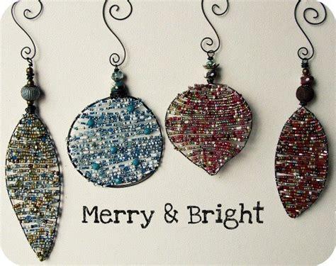 diy beaded ornaments diy bead ornaments ornaments