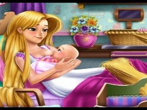 juegos de rapunzel juegos de rapunzel rapunzel esta embarazada conoce a la
