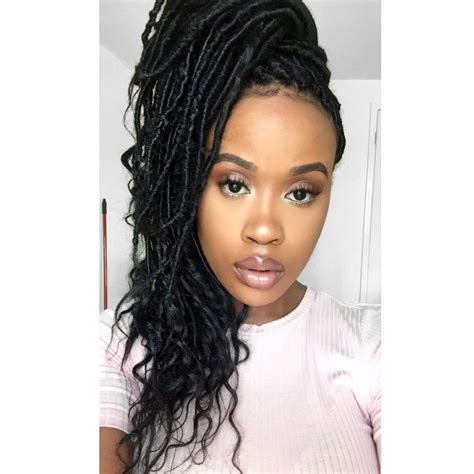 what hair is best to use for goddess braids what hair should i use for faux locs goddess locs faux