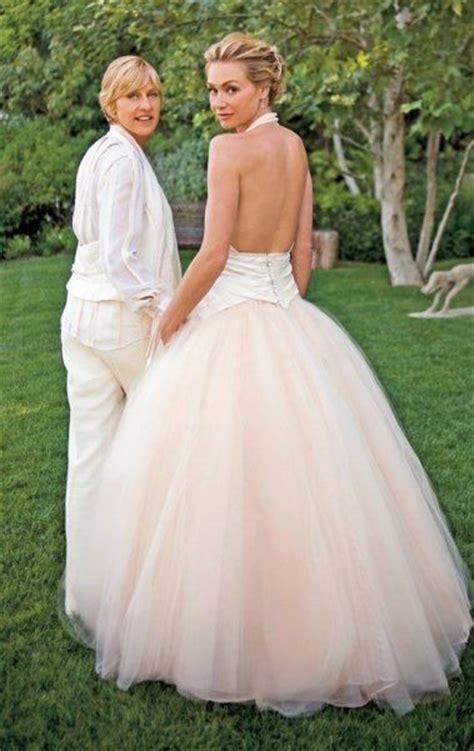 Degeneres Spoiled Bullocks Wedding Plans 17 best images about portia de on