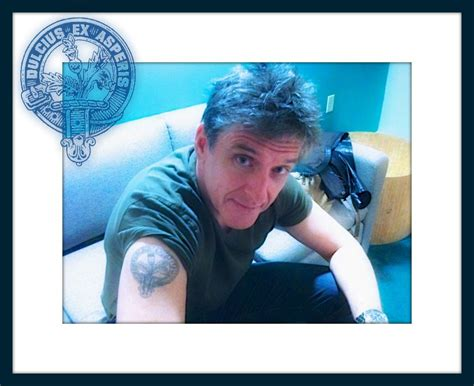 craig ferguson s tattoos the late late show host craig ferguson tattoos http www