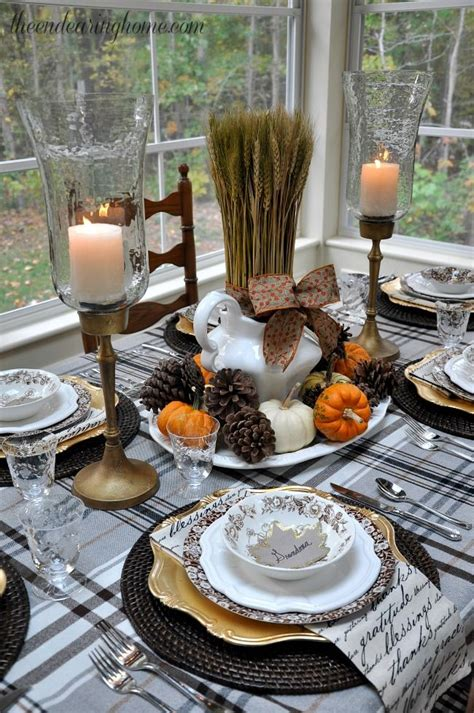 fall table settings ideas 25 great ideas about fall table settings on