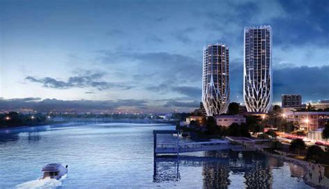 House Palns by Zaha Hadid Plans Grace On Coronation For Brisbane