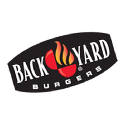backyard burgers backyard burgers vector