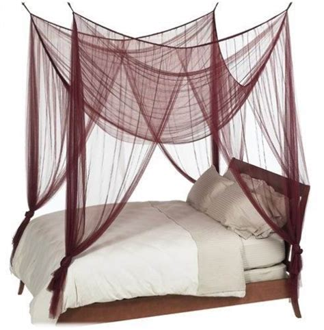 bed canopy bed canopies homes and garden journal