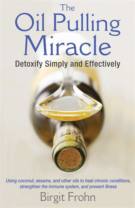 Pulling Detox Symptoms by The Pulling Miracle Book By Birgit Frohn Official