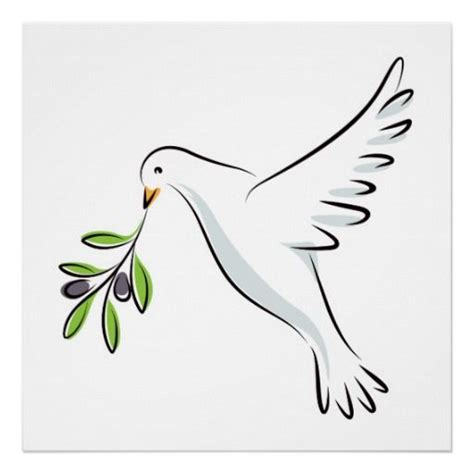 dove with olive branch tattoo peace dove with olive branch poster theme templates