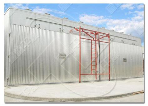 All Aluminum Conventional Wood Drying Kiln Purchasing