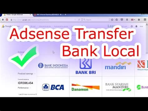 adsense bank account verification google adsence アドセンス 広告収益受取り方法と銀行口座設定の手順 about how to s