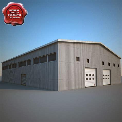 format factory v2 00 final building modelled 3d 3ds